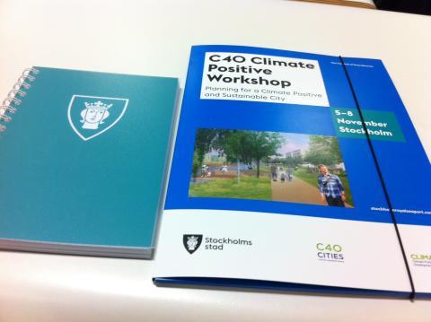 Per Ankersjö (C): Startar upp miljösamarbete med São Paulo inom C40