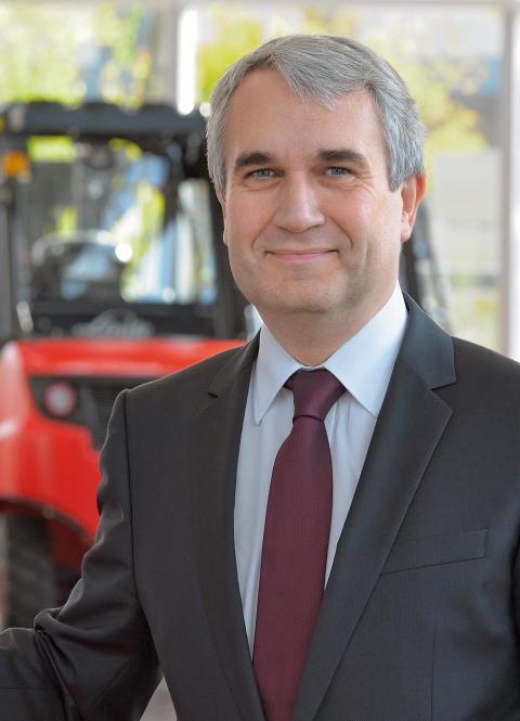Linde Material Handlings CSO utsedd till ny ordförande för FEM