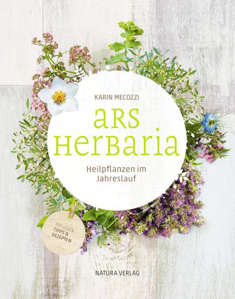 Von der Stiftung Buchkunst 2015 prämierter Titel ‹Ars Herbaria› aus dem Verlag am Goetheanum