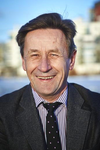 Tapio Hovebro är ny marknadsföringschef för Västerås & Co