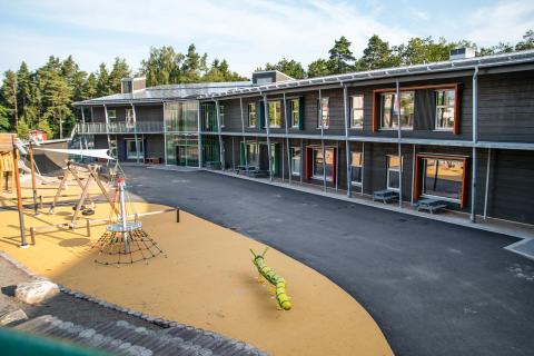 Alingsås nominerar tre projekt till tävling om Sveriges tio främsta byggprojekt