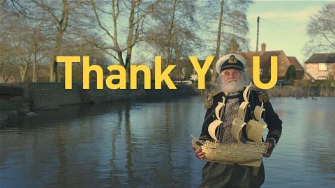 "Nectar puts the ""YOU"" into ""Thank You"" in major new ad campaign"