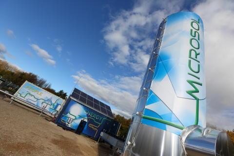 Ny energiløsning for små bedrifter i utviklingsland