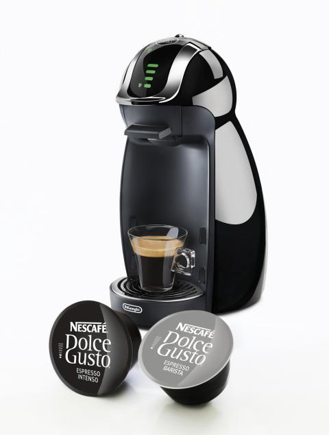 NESCAFÉ Dolce Gusto Genio & espressokapseleita