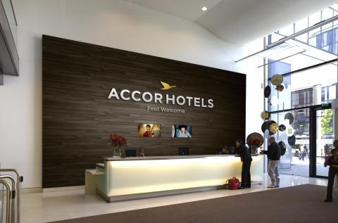 AccorHotels reception