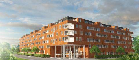 Kvarteret Sofia, Rörsjöstaden, Malmö