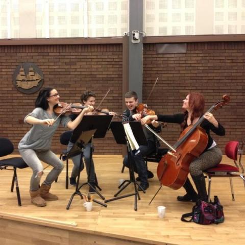 Sopplunch med Mozart
