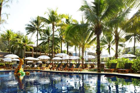 Sunwing Bangtao Beach, Thaimaa Kuvaaja: Joakim Borén
