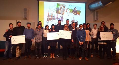 Food Hackathon by Krinova 2017