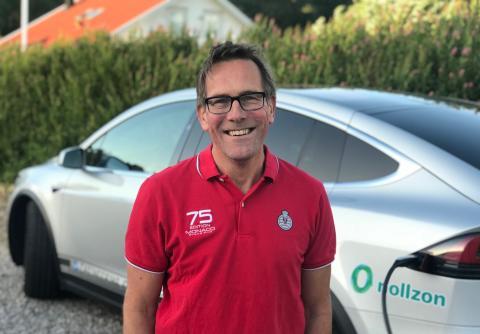 Gordon Strömfelt blir ny projektledare för Nollzon