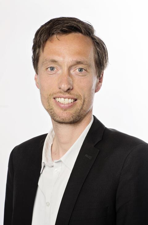 Forebyggelseschef hos Hjerteforeningen Morten Ørsted-Rasmussen