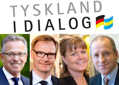 Innovationskraft i fokus på nästa Tyskland i dialog