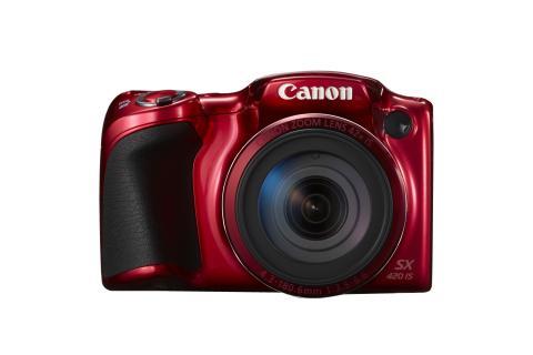 Canon PowerShot SX420 IS röd