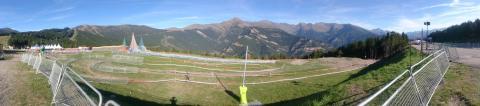 Mountainbike-VM i Vallnord Andorra 2015