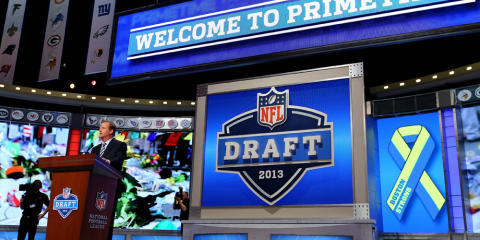 NFL-draft 2014 på Viaplay
