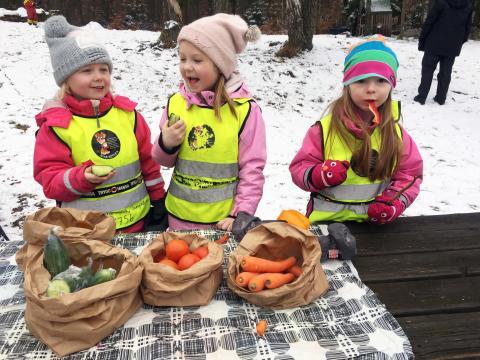 Pressinbjudan: Nu ska sunda vanor grundas i förskolan