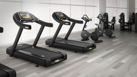Lansering Excite 2016 - ny cardio-serie från Technogym