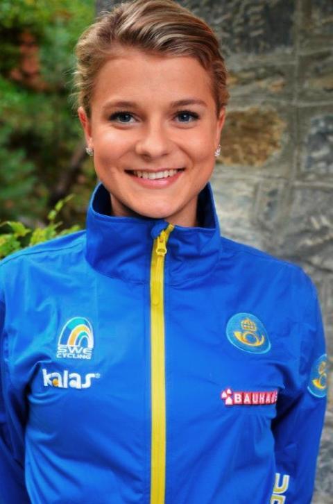 Jenny Rissveds tog VM-brons