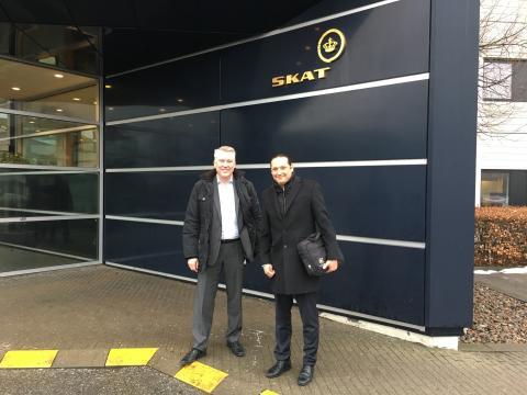 FOOD by Coor valgt som ny kantineleverandør af ni SKAT-kantiner i Danmark