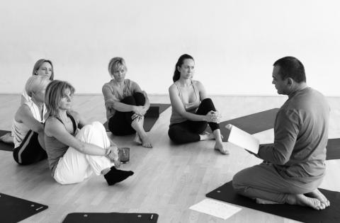 Workshop - konsten att andas