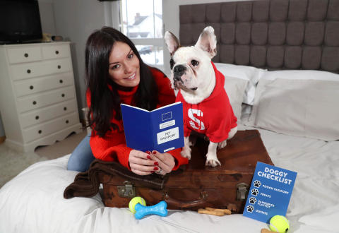 Stena Line is TOP DOG for holiday makers