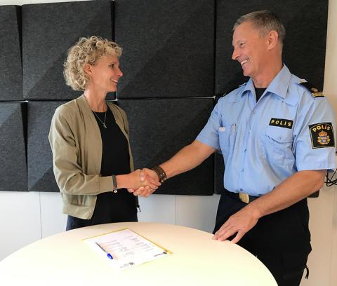 Nytt medborgarlöfte kraftsamlar kring trygghet på Norra Hisingen