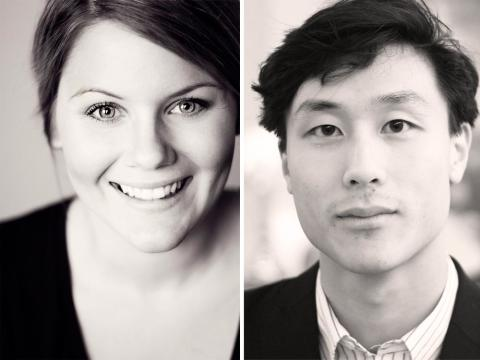 Julia Mjörnstedt och Hoa Ly klara som talare till TEDxAlmedalen