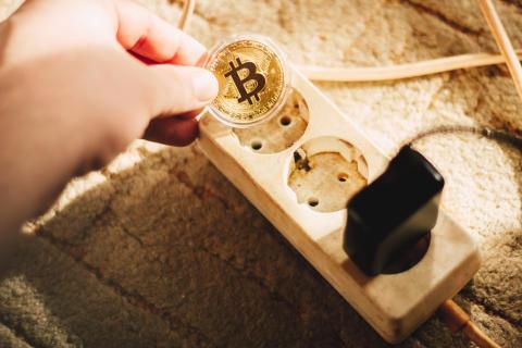 Krypto-kremmere etterspør effektive strømforsyninger
