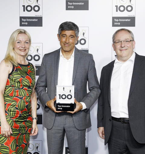 Vom Impulsgeber zum Serien-Innovator: Darum kürt Ranga Yogeshwar BPW jetzt zum Top-100-Mittelständler Deutschlands