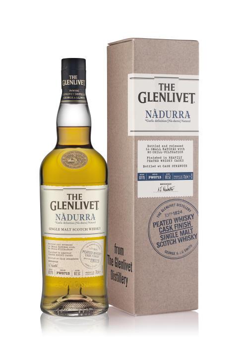 The Glenlivet Nàdurra Peated
