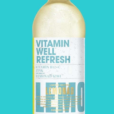 Vitamin Well Refresh