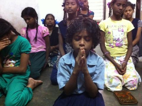 Rom for bønn
