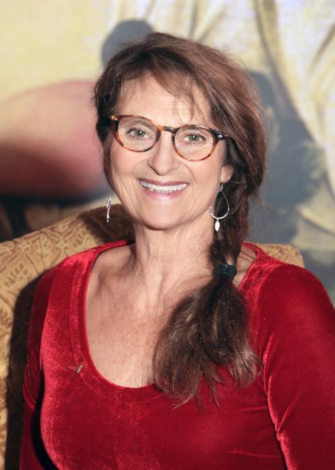 Intervju med Suzanne Reuter: När hjärtat inte slår som det ska