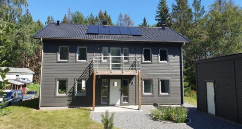 Husvisning 18 och 24 augusti i Skogås, södra Stockholm