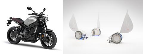 世界的デザイン賞「iFデザインアワード」を4年連続受賞 モーターサイクル「XSR900」が4つ目のデザイン賞を受賞