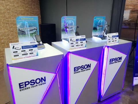 เปิดมุมมองใหม่กับกิจกรรม Epson Moverio Experience