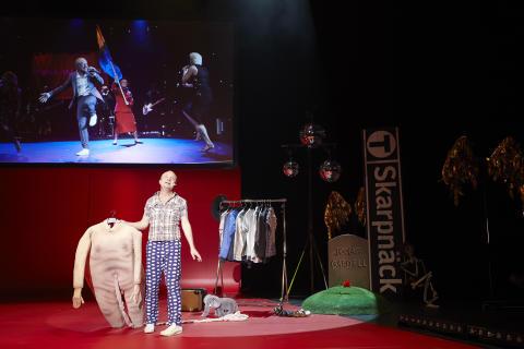 Publikrusning till Jonas Gardells stora höstturné – tidigarelagd premiär och extra föreställningar