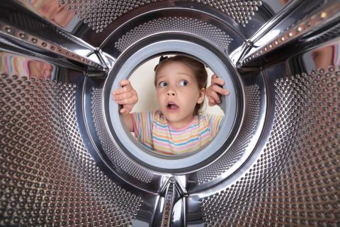 Hvordan installere vaskemaskinen hjemme