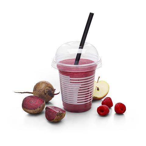 Beet & Berry – en av sex nya juicesmaker hos 7-Eleven