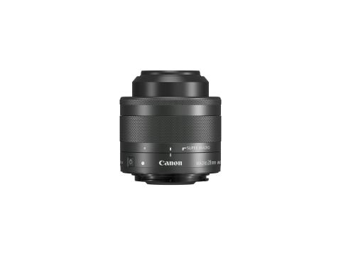 Canon EF-M 28mm f/3.5 Macro IS STM Bild3