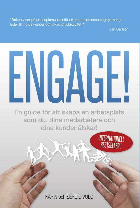 Omslag till boken Engage!
