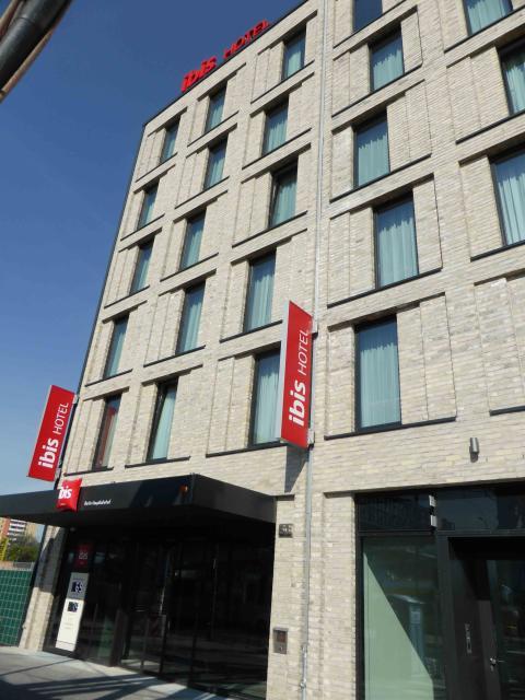 Neues ibis Hotel in Berlin Mitte