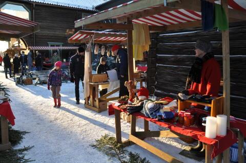 Julmarknad - Lördag 3 december 2016