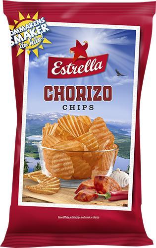 Sommar LTD 2019 Chorizo från Estrella
