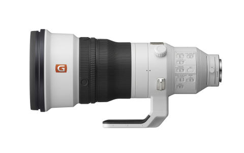 Sony lancerer 400mm F2.8 G Master prime-objektiv