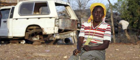 Biobränsleboom ökar hungern i Afrika