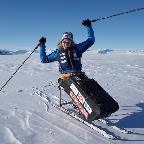 Nominerad Årets äventyrare - Aron Andersson