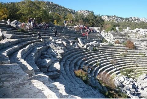 Impressions Of The Lycian Way
