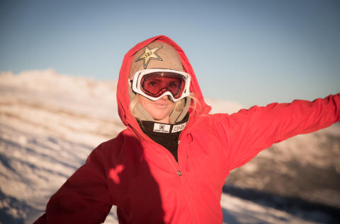 Silje Norendal tok fjerdeplass i comebacket. Foto: Glenn C. Pettersen