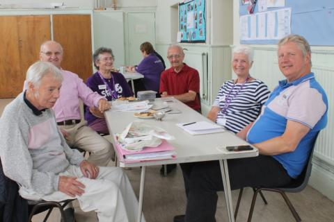 Newport stroke support group hopes to attract new volunteers
